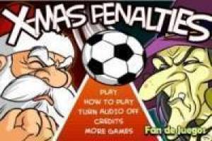 Penaltis: santa claus vs bruja