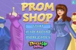 Prom Shop