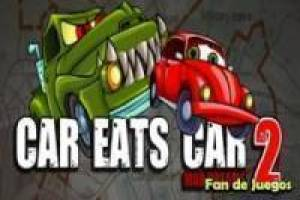 Free Car eats car Game