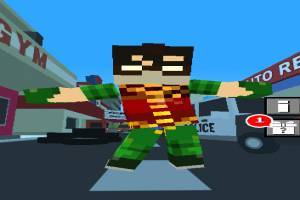 Teen Titans Go: Minecraft
