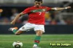 Free Ronaldo of Brazil in world Game
