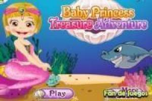 Mermaids and treasures