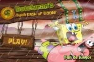 SpongeBob: Run with the treasure