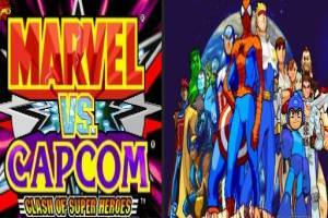 Marvel vs Capcom: Kampf der Superhelden (980123 USA)