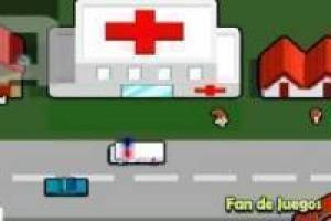 Ambulance sauvetage
