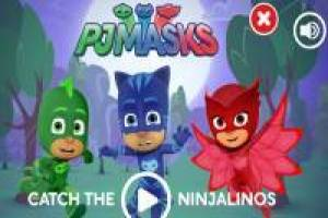 PJ Masks VS Ninjalinos