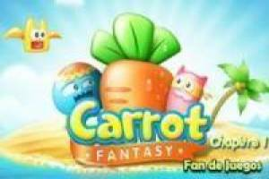 Free Protect carrot Game