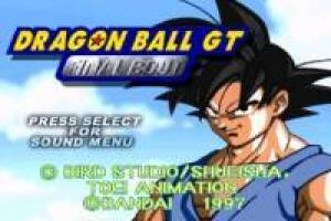 Dragon Ball GT de PlayStation