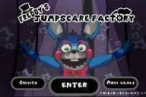 Create characters of Five Nights at Freddy 's