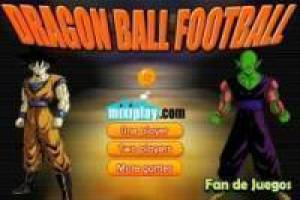Voetbal dragon ball