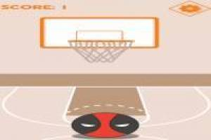Superhelden in basketbal