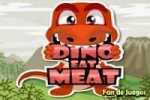 Free Feed a dinosaur Game