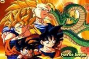 Juego Dragon ball trivia quiz Gratis
