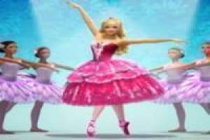 Dancing with barbie