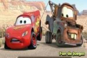 Cars, mater to the rescue