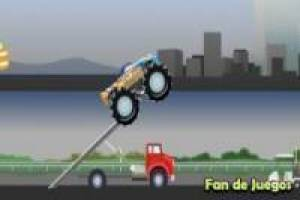 Monster Jam: Carros destructivos