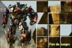 Transformer 3: Puzzles