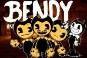 Pintar a Bendy and the Ink Machine