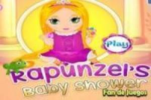 Free Taking Care of Baby Rapunzel Game