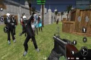 Counter Strike: Battle of zombie