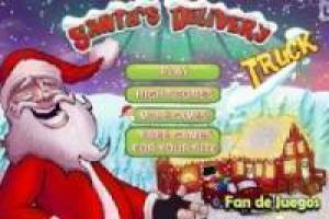 Free Santa Delivery Truck Game