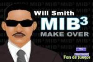 Vestir a Will Smith MIB 3
