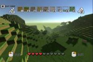 Bloco do mundo Minecraft