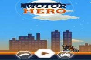 Herói do motor on-line