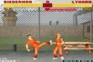 Fights in the jail