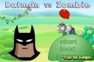 Batman vs zombier: plattformer
