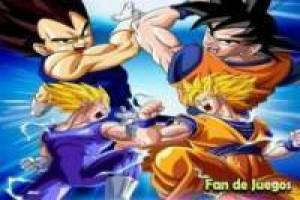 Juego Dragon ball fierce fighting 1.9 Gratis
