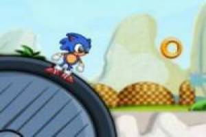 Sonic jumping
