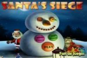 Free Santa claus vs Grinch Game