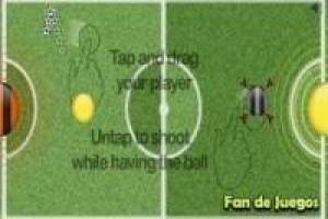 Juego Gravity football champions 2012 Gratis