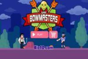 Supersnelle Bowmasters