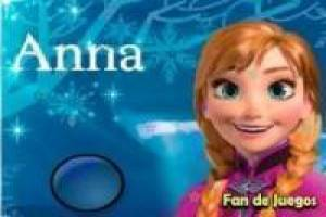 Free Anna and Elsa look for stars Game