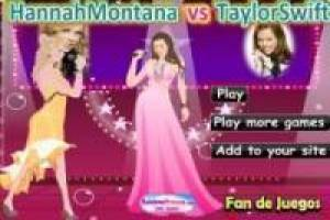 Hannah Montana ve Taylor Swift