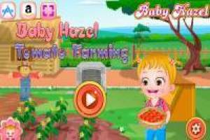 Baby Hazel: Cultiva tomate
