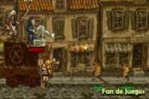 Metal slug defensa