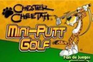 Mini-golf: Cheetos