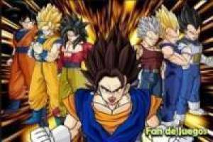 Dragon Ball Z: Rotary puzzles