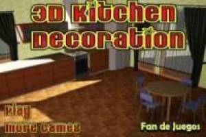 Decorate: Kitchen simulator