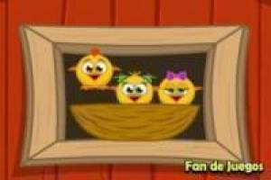 Free Rescuing chickens Game