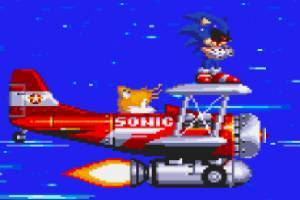Sonic 3. EXE and Knuckles Online