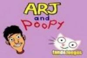 Arj and poopy