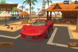 Fury Parking 3D: Beach City
