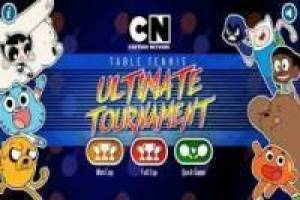 Cartoon Network: Tournoi de tennis de table
