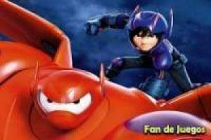 Juego Big hero 6 jewel Gratis