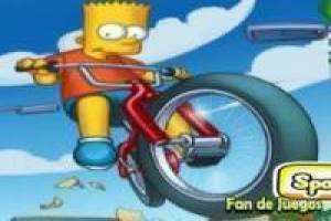 Simpson race bike
