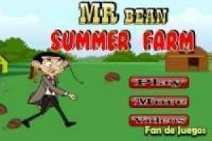Mr bean na farmě
